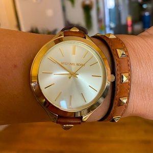 Michael Kors wrap watch make an offer!